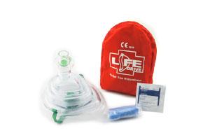Maski CPR i osłony twarzy CPR