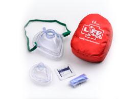 Maschera tascabile per RCP CE e FDA