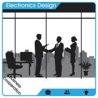 Projeto eletrônico personalizado sem fio 3G / 4G - Compartilhamento de casos de cooperação - Design Eletrônico