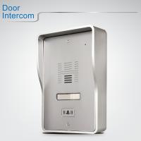 GSM Alüminyum tasarım kapı kapı zili - 3G Kapı Telefonu SS1603-01