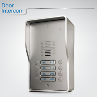 3G(全頻)門鈴對講機(8家庭戶)
