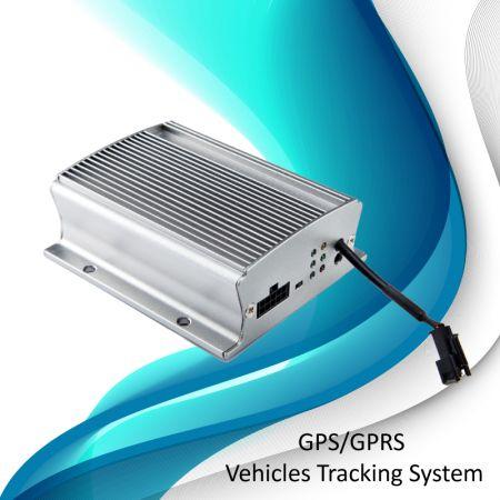 GPS/GPRS-Fahrzeugortungssystem
