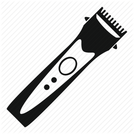 LCD Hair Clipper with Battery Indicator