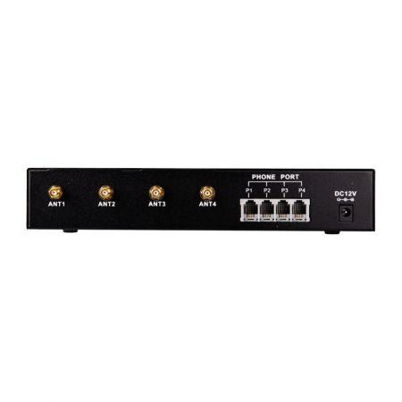 Terminal sem fio fixo 3G - 4 portas - Terminal sem fio fixo 3G