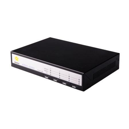 Terminal sem fio fixo GSM - 4 portas - Terminal sem fio fixo GSM