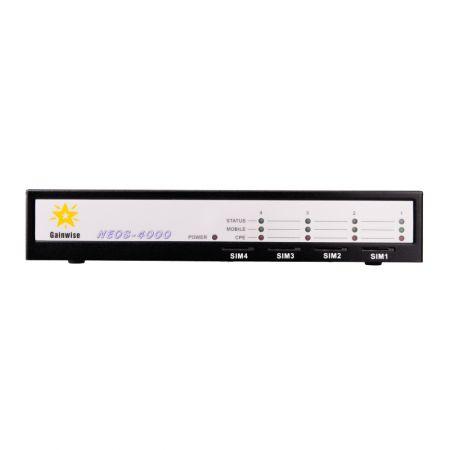 Terminal sem fio fixo 3G - 4 cartões SIM - Terminal sem fio fixo 3G
