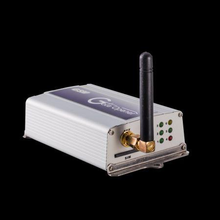 GSM-Zugangskontrolle - GSM-Zugangskontrolle