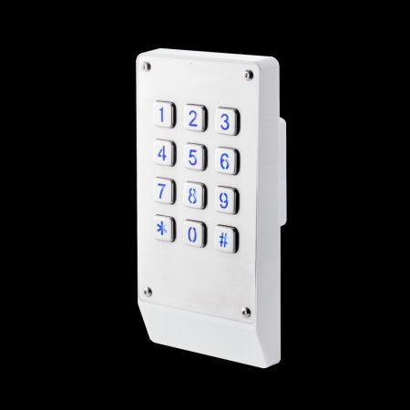 Controle de acesso GSM digital 3G - Abridor de porta 3G com teclado