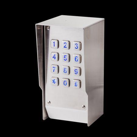 Control de acceso GSM digital 3G - Control de puerta 3G con teclado