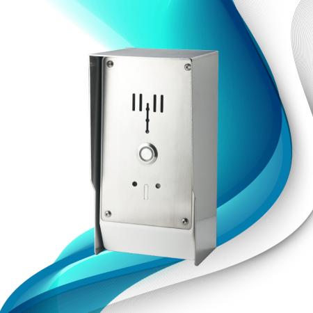3G Audio Intercom - 3G Porteiro Intercom SS1104