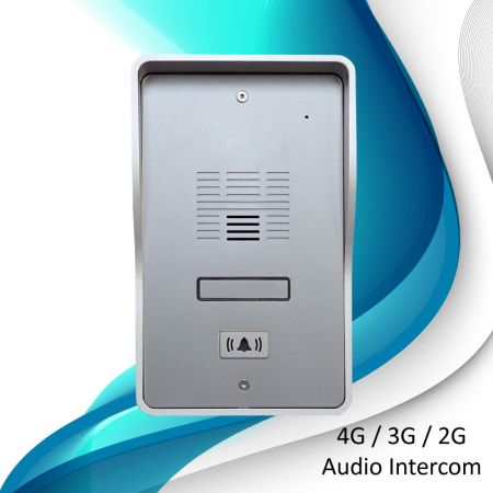 Sistema de intercomunicação 4G GSM VoLTE - 4G intercom-SS1603-01