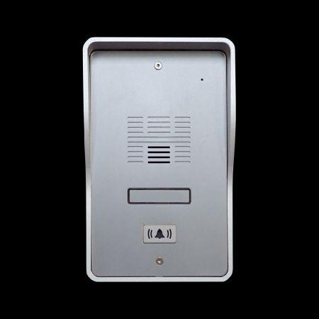 GSM Designtür aus Aluminium türsprechanlage - 3G Türsprechanlage SS1603-01