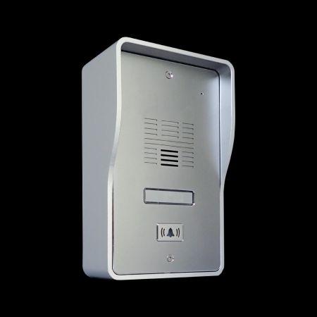 Système d'interphone 4G GSM VoLTE - Poste d'appel 4G-SS1808-01