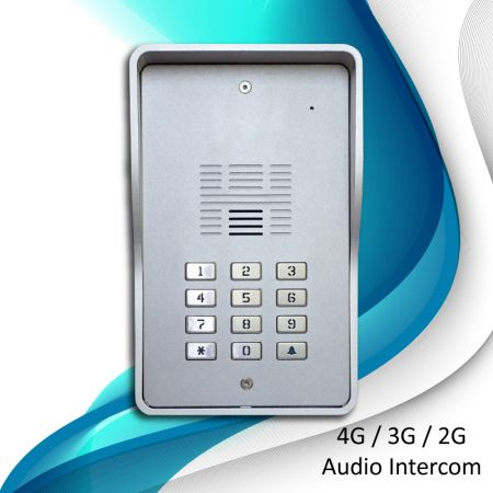 Multi-Household  Door Intercom - 3G Door Phone SS1603-12