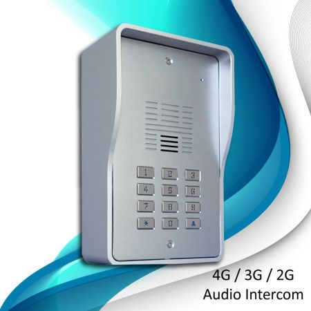 3G Digital GSM intercom system(Multi-Resident ) - 3G door station SS1603-12
