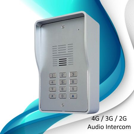 3G Digital GSM intercom system(Multi-Resident ) - 3G doorbell SS1603-12