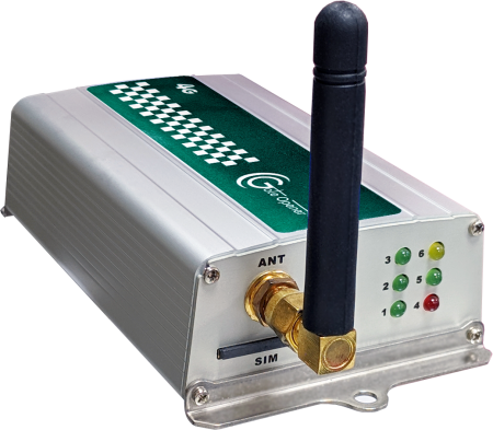 LTE remote relay switch
