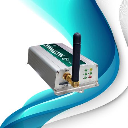 Controlador de Relé Remoto - Abridor de duas portas com bateria