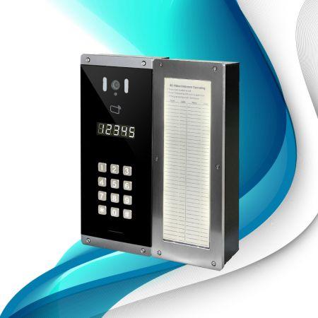 4G Video Digital intercom (Multi-Resident ) - 4G Video Digital intercom (Multi-Resident )