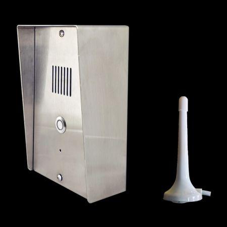 4G VoLTE дверной домофон - 4G аудио домофон SS1804