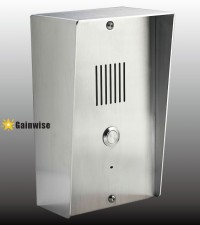 GSM 不鏽鋼門鈴機