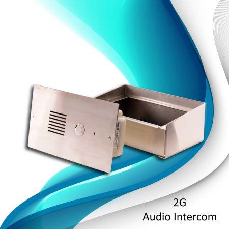 Interphone GSM (horizontal) - Interphone GSM (style horizontal)