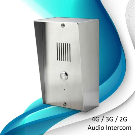 GSM intercom (Vertical) - GSM Door Phone (Vertical style)