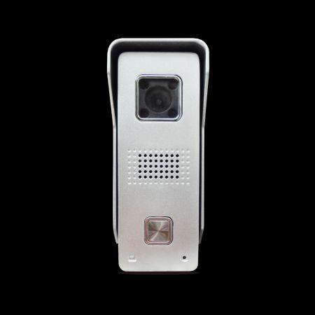 Wi-Fi видеодомофон безопасности (серебристый) - Wi-Fi видео дверной звонок