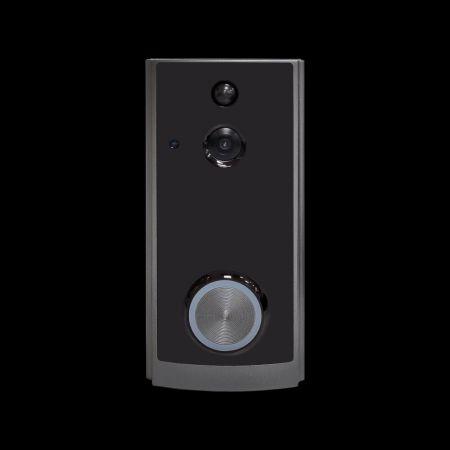 WiFi Güvenlik Görüntülü Kapı Zili (Pil) - WiFi Güvenlik Görüntülü Kapı Zili (Pil)