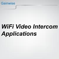 WiFi 影像對講機應用 - WiFi Video intercom applications