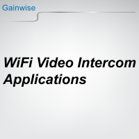 WiFi 影像對講機應用 - WiFi Video intercom applications