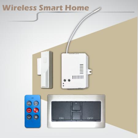無線智慧家庭控制 - 無線家庭控制