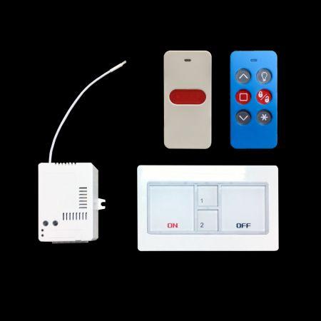 Casa inteligente sem fio - Wireless-Smart-Home