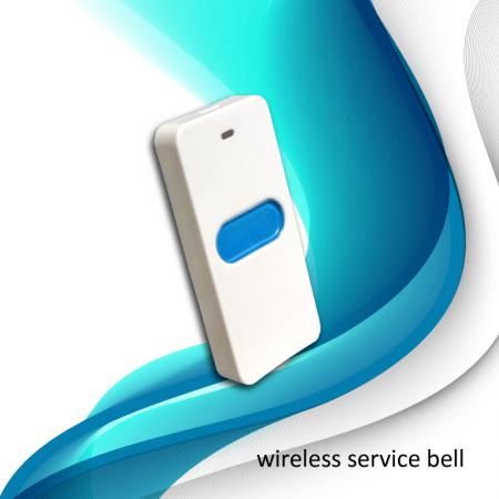ワイヤレスサービスベル - service_bell_001
