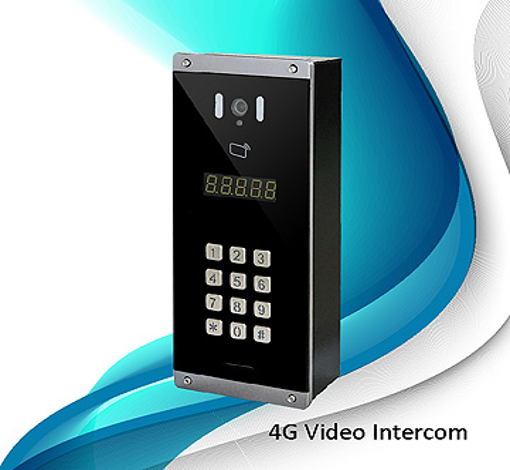 4G 影像門口對講機