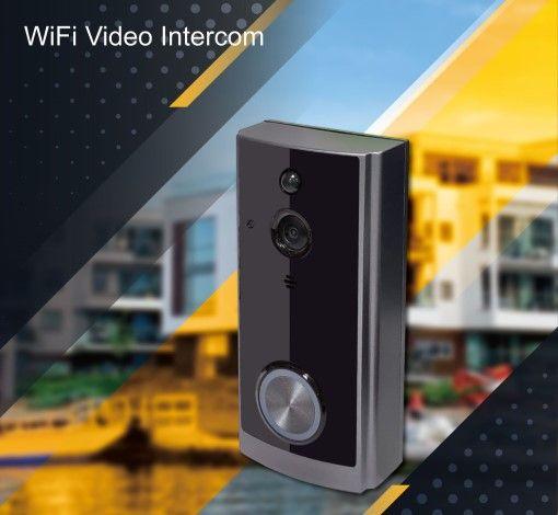 kablosuz video kapı zili