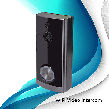 Interphone vidéo WiFi