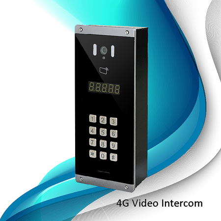 Interphone vidéo 4G
