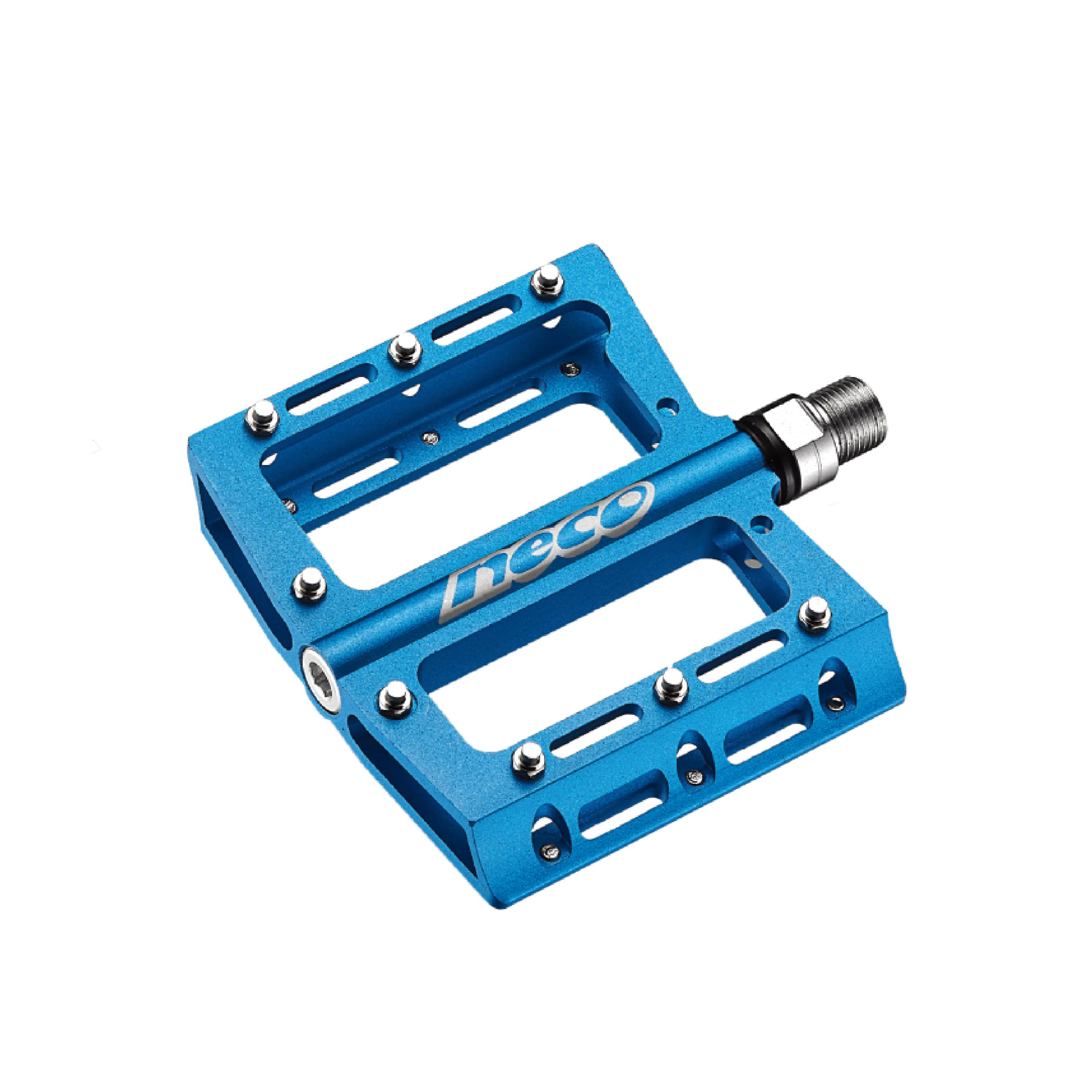 クリップレス、CNCシリーズ - BMX、ロードバイクまたはマウンテンバイクの場合。 Cr-Moアクスル、シールドベアリング。