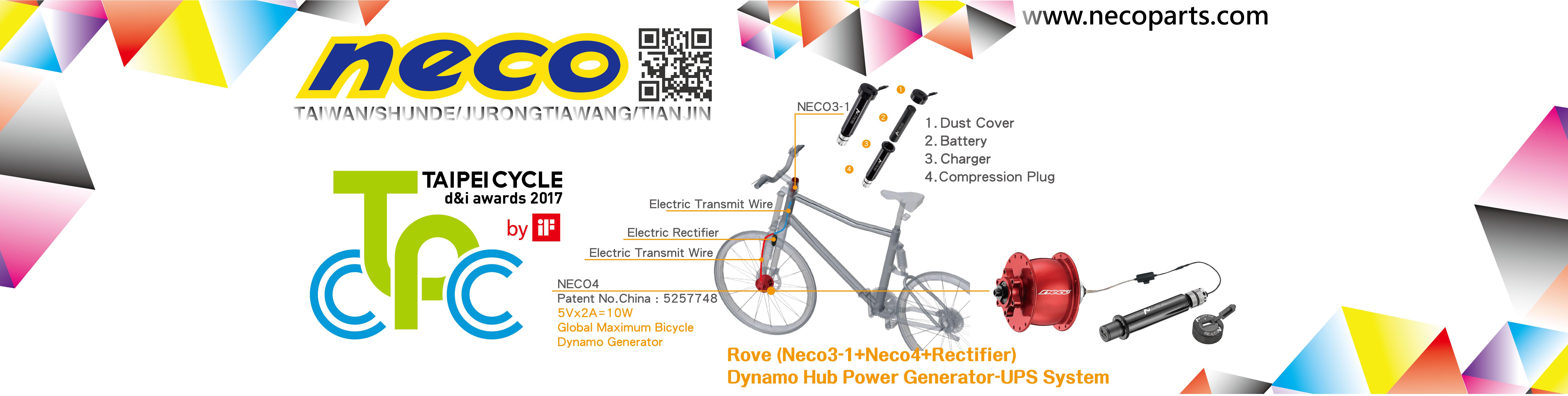 Neco - products