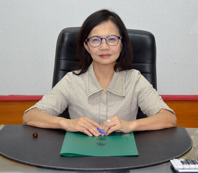 Director ejecutivo Mei-Hsiang, Hsu