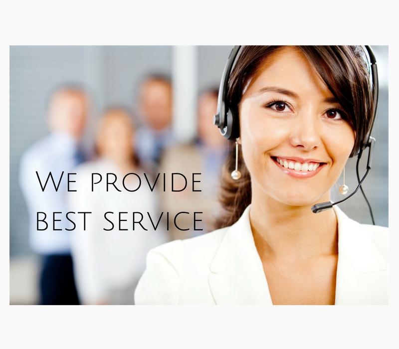 Servicio en japonés e inglés disponible