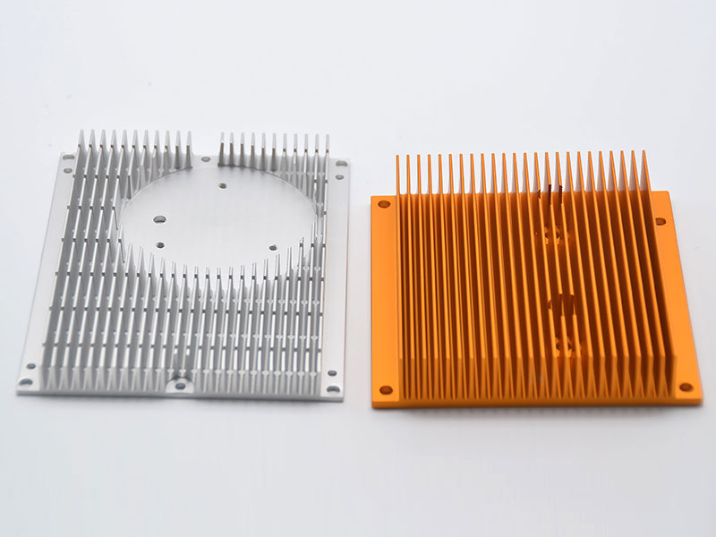 Disipadores de calor de aluminio personalizados