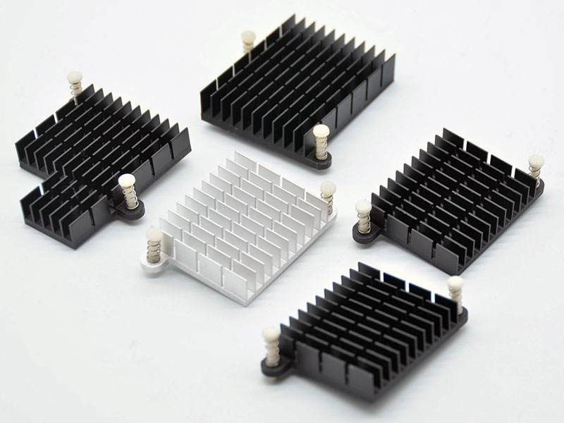 customized aluminum heatsinks