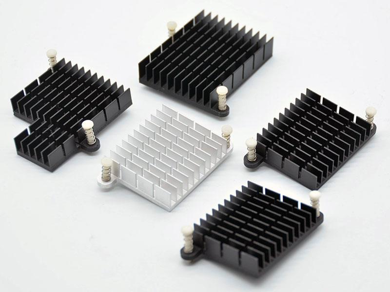 ustomized aluminum heatsinks