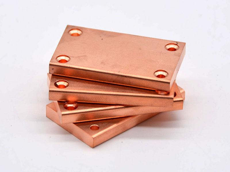 Customized Copper Blocks