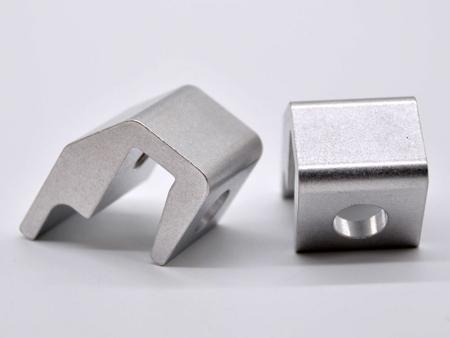 Componentes y piezas de aluminio para ordenadores industriales