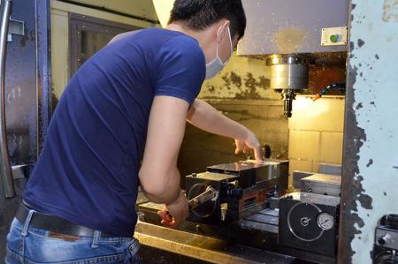 CNC Milling Procedure