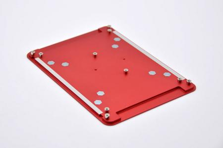 Riveting different specification according to customers requirement.