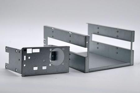 Customize sheet metal with different surface treatments